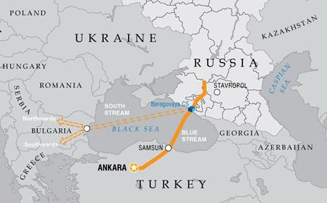 Russia near to south stream gas pipeline deal with austria and slovenia gumiabroncs Image collections