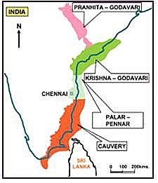 ril krishna godavari basin