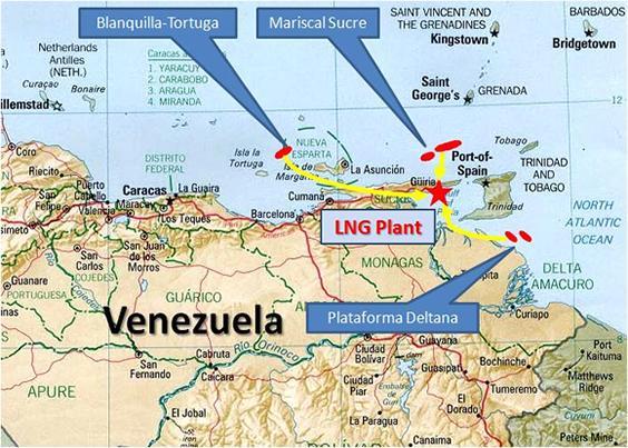Venezuela S Natural Gas
