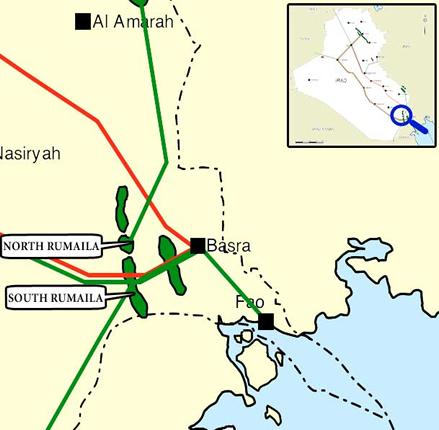 Iraq: BP and Eni to sign deals for Rumaila and Zubair next month