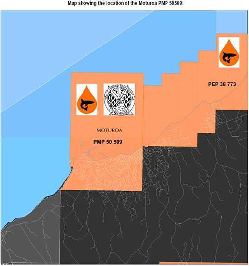 Moturoa New Zealand  city photos gallery : New Zealand: Greymouth Petroleum and Ngati Te Whiti confirm Moturoa ...