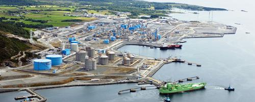 Norway Statoil Cuts Output As Weather Hits Karsto