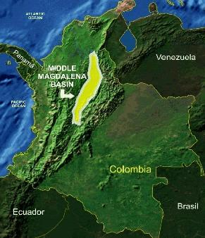 Colombia Alange Energy awarded three exploration blocks in the