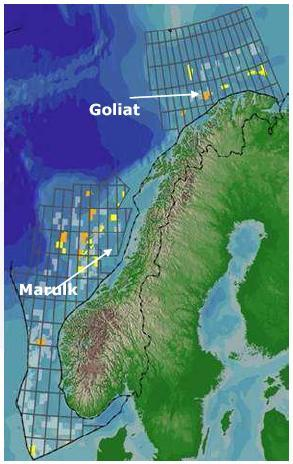 Norway Dong Energy To Develop Marulk Gas Field