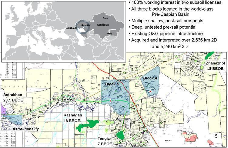 Kazakhstan: Max Petroleum's KAW-1 well on the Karsak West Prospect