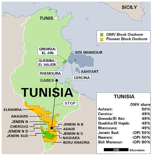 What Are The Natural Resources Of Tunisia