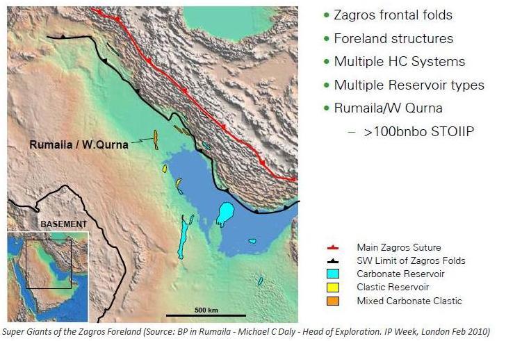 Iraq: BP awards Petrofac contract for Rumaila field