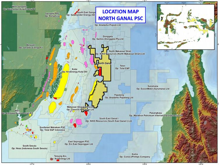 Indonesia: Niko Resources reports disappointing results from