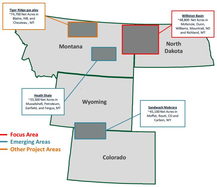 Colorado Oil And Gas News: US: Emerald Oil Announces Agreement To Sell Sand Wash