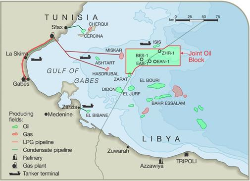Tunisia/Libya: Sonde Resources provides update on farm-out of Joint