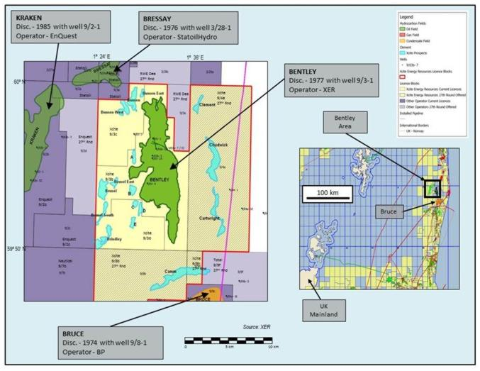 bressay field development Statoil will operate the mariner and bressay fields, the development of which is  expected to cost around $10bn in total image courtesy of statoil.