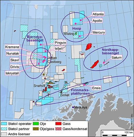 barents sea geology - photo #35