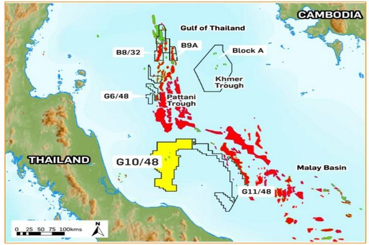 Thailand: First oil flows at KrisEnergy-operated Wassana