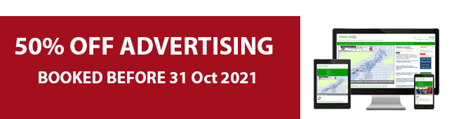 50% off advertising