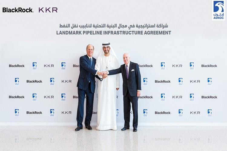 UAE: ADNOC in USD 4 billion landmark pipeline infrastructure