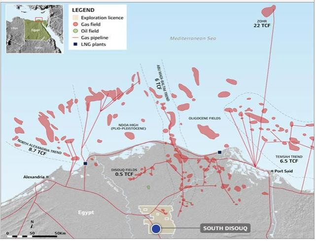 Egypt: SDX Energy announces potential delay for first gas at South